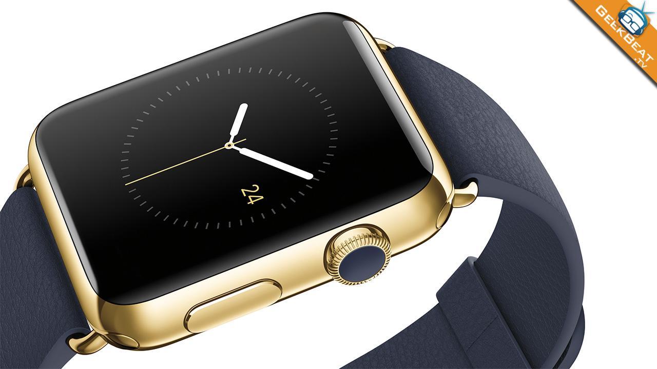 Apple Watch on GeekBeat Episode 1019