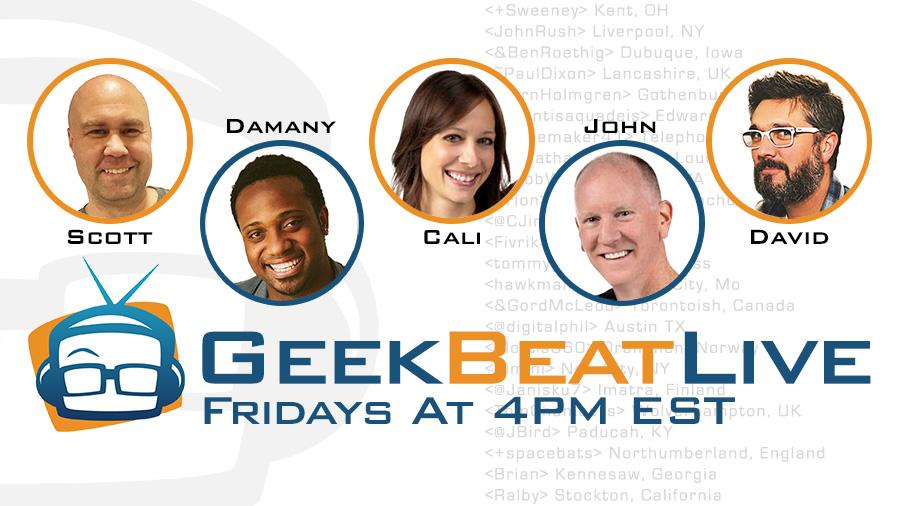 Geek Beat Live 2015
