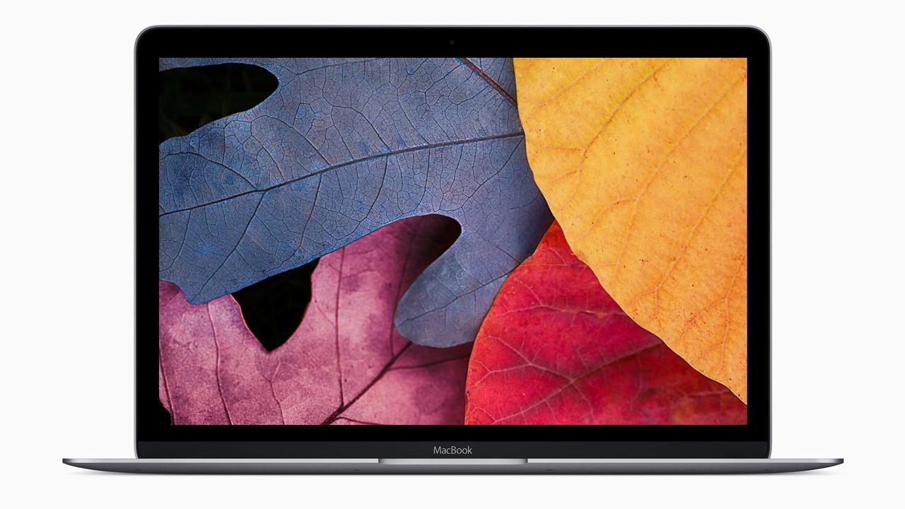 Apple's new 12-inch MacBook